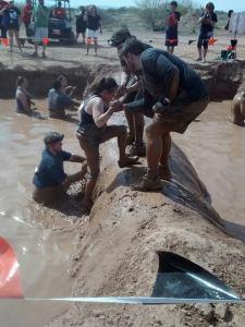 mud mile